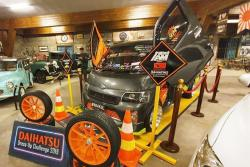 Para Modifikator Daihatsu Unjuk Gigi di Malang