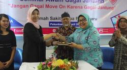 RS Prima Pekanbaru Taja Seminar Awam Gagal Jantung