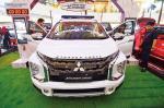 Pamerkan Kemegahan Mitsubishi XPander di SKA
