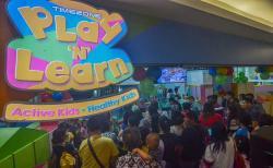 Timezone Play 'N' Learn Hadir di Pekanbaru