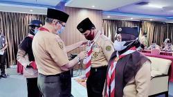 Pramuka Organisasi Positif bagi Pemuda Kwarda Riau Gelar Rakor
