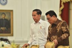 Jokowi Harus Tegas Kepada Moeldoko