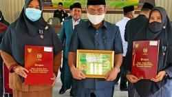 Puluhan Pegawai Kemenag Terima Penghargaan dari Presiden