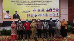 Rendah, Sandiaga Uno Sebut Produk Kreatif Riau hanya 0,6 Persen