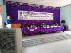 Melalui HPN 2021, PWI Kenalkan Pesona Wisata Pulau Rupat ke Presiden