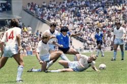 Pengakuan Kiper Korban Tangan Tuhan, Maradona Hebat tapi Tidak Sportif