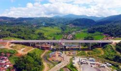 Bandung-Kertajati Hanya 2 Jam Lewat Tol Cisamdawu di Awal 2022