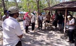 Bupati Ajak Mitra Diskusi di Lokasi Andalan