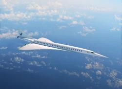 Pesawat Sipil Tercepat di Dunia Bakal Gunakan Mesin dari Rolls-Royce