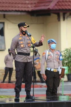 Polres Bengkalis Juara Kampung Tangguh