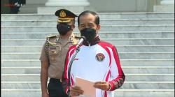 Presiden Berharap Atlet Indonesia Dapat Raih Medali