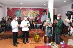 Irmi Syakip Terpilih Ketua PKB Bengkalis