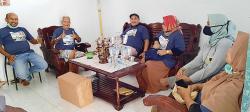 PWI Riau Anjangsana ke Rumah Wartawan Senior