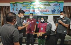Askot PSSI Pekanbaru Cetak Wasit Futsal