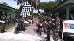 Danrem: TNI Garda Terdepan Pencegahan Covid-19, Prajurit Harus Sehat