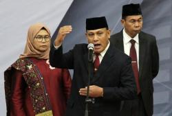 Ada Nama Ketua KPK Dalam Kasus Suap Bupati Muara Enim