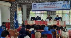 Perkuat Mesin Partai, PAN Gelar Seminar Pendidikan Politik