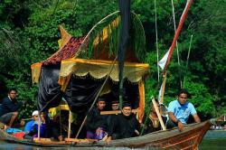 Tradisi Proses Penobatan Raja Gunung Sahilan