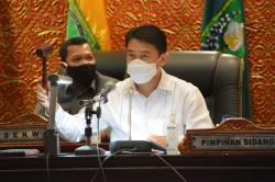 Empat PAW Aggota DPRD Riau Tunggu SK Mendagri