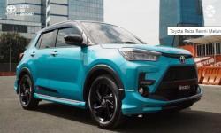 Toyota Raize 1.200cc Sudah Bisa Dipesan