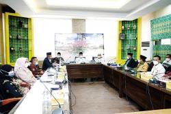 Sekda Terima Kunjungan FPK Riau