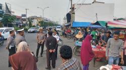 Selama Sepekan, Pedagang dan Parkir Pasar Cik Puan Ditertibkan