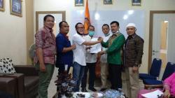 Anton GGA Kembalikan Berkas Pendaftaran