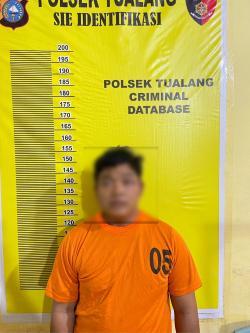 Pelaku Pembunuhan Honorer Samsat Perawang Dibekuk