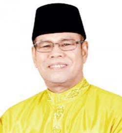 Mantan Wabup Bengkalis Divonis 6,5 Tahun Penjara