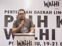 Semangat Perjuangan Walhi Riau Tegakkan Keadilan Ekologis