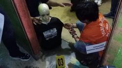 Kasus Pembunuhan Anak Tiri Direkonstruksi