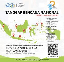 Kolaborasi Riau Pos dan Rumah Yatim Galang Bantuan Kemanusiaan