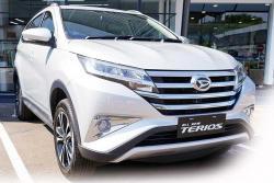 Berpetualang Makin Seru dengan Kecanggihan Daihatsu Terios