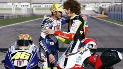 Kata Ayah Lorenzo, Rossi Berubah Setelah Simoncelli Tewas