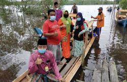 431 Nelayan Dapat Konversi BBM ke BBG