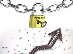 PPKM Level 3 Mulai Longgar