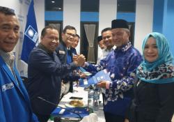 DPP PAN Resmi Rekomendasi Said Hasyim di Pilkada Meranti