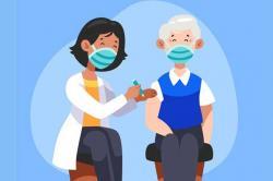 Percepat Vaksinasi Lansia, Camat-Lurah Harus Proaktif