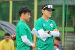 Kalah 3-0, Shin Tae-yong: Timnas Kehilangan Konsentrasi