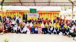 Pagelaran Seni SMPN 1 Bangkinang Kota Semarak