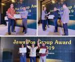 Riau Pos Sabet 3 Gelar di JPG Award 2019