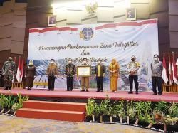 BPN Riau Canangkan Pembangunan Zona Integritas