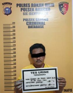 Satu Masih DPO, Tersangka Pengedar Sabu di Rohil Dibekuk Polisi