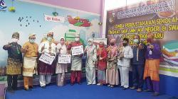 SMK Abdurrab Juara 1 Lomba Perpustakaan se-Kota Pekanbaru