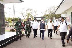 Pelaksanaan TMMD Ke-111 di Inhil Rampung