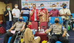 Polda Riau Bersama Relawan Peduli Covid-19 Riau akan Gelar Donor Darah
