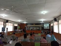 Mantan Wako Dumai Divonis 2 Tahun 6 Bulan Penjara