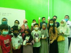 PPDI Riau Salurkan Alat Bantu Disabilitas