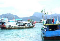 12 Nelayan Aceh Ditangkap Angkatan Laut India