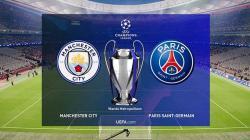 Man City v PSG